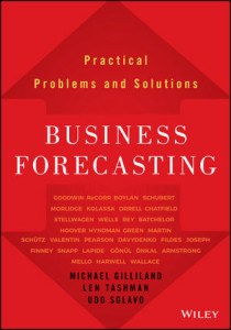 Business Forecasting cover